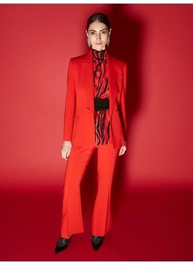 Ipekyol Ceket Kırmızı